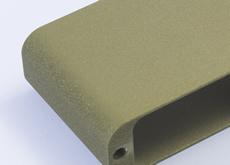 大型製品への特殊表面処理