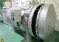 加圧蒸気封孔装置